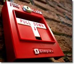 fire alarm old